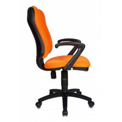 Офисное кресло Бюрократ офисное оранжевый CH-540AXSN/TW-96-1