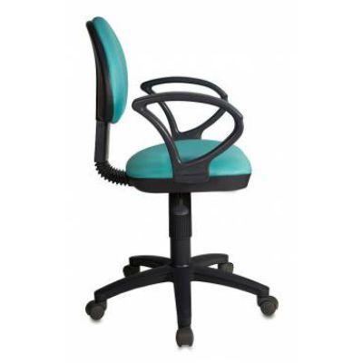 Офисное кресло Бюрократ офисное CH-G318AXN/15-175 бирюзовый