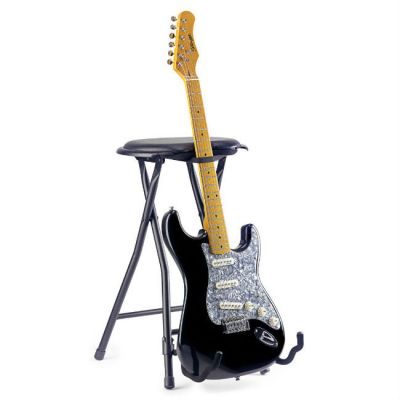 Stagg стул с гитарной стойкой GIST-300