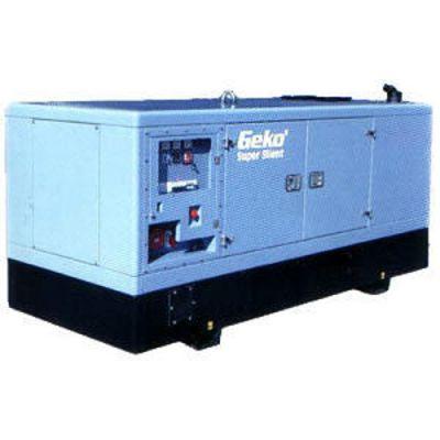 Электростанция Geko дизельная в кожухе 40010ED-S-DEDA-S трехфазн. 40 кBA (Deutz, т/бак 350л, электростарт, шум/изол, 1300кг)