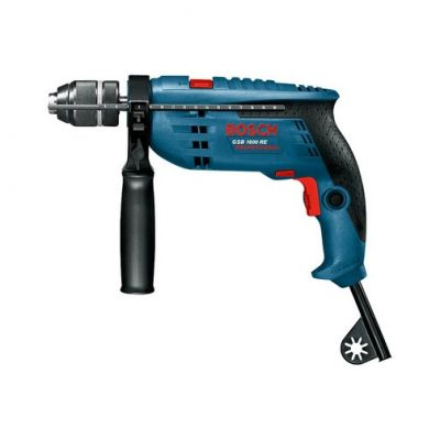 Дрель Bosch ударная GSB 1600 RE (710 Вт,БЗП.13 мм, 1,9 кг) 0601218121