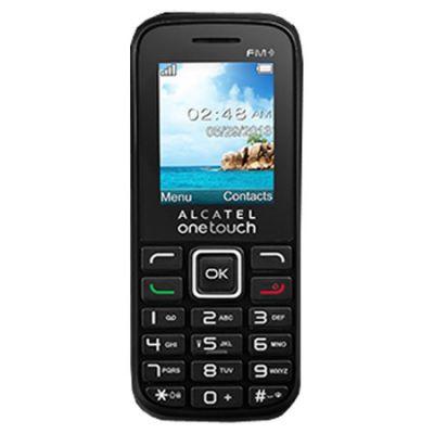 Смартфон Alcatel 1040D Black 1040D-2BALRU1
