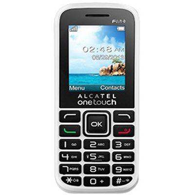 ������� Alcatel 1040D White 1040D-2CALRU1