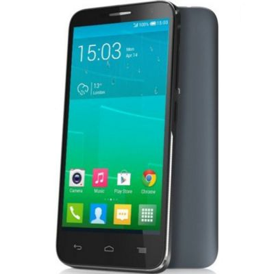 Смартфон Alcatel IDOL MINI 6012Х dark grey 6012X-2AALSU1