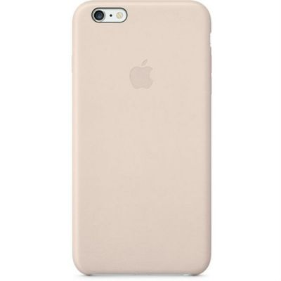 Чехол Apple iPhone 6 Plus Leather Case Soft Pink MGQW2ZM/A