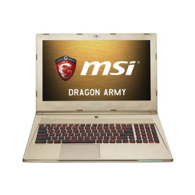 Ноутбук MSI GS60 2QE-033RU (Ghost Pro 3K) Gold Edition 9S7-16H515-033