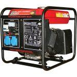 Генератор DDE бензиновый инверторного типа DPG3251i однофазн, 3,0 кВт (т/бак 9 л, ручн/ст, 30 кг)