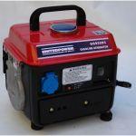 Генератор DDE бензиновый GG950DC. однофазн.ном/макс. 0,65/0,72 кВт (UP65, 2-х тактн дв,, ручн/ст, 4,2 л, 18,5 кг)