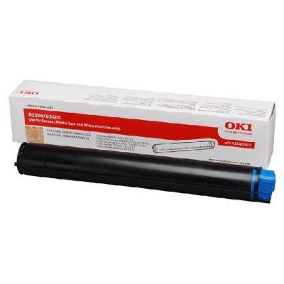 Тонер OKI B2000-NEU Black/Черный (43640307, 43640302)