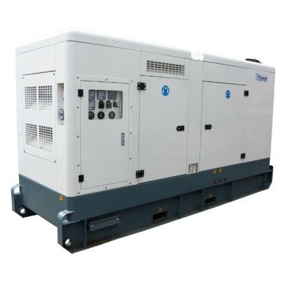 Электростанция РЕЗЕРВ дизельная в кожухе трехфазн. 60 kBA ДЭС60-К (Deutz, т/бак 160 л, электростарт, шум/изол, 1400 кг)