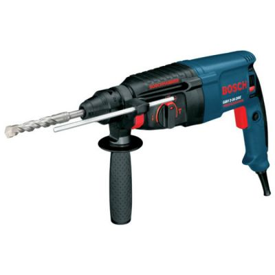 ���������� Bosch SDS-plus GBH 2-26 DRE-SET 0611253768 (800 ��, 3 ��, 2,7 ��, 3 ���, ����) +������ + ����������