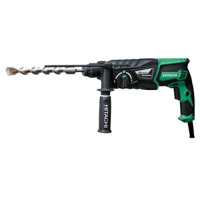���������� Hitachi SDS-plus DH26PC (830 ��, 3.2 ��. 2,8 ��, 3 ���, ����)