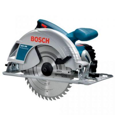 ���� Bosch GKS 190 0601623000 (1200 ��, 190�30 ��, 66 ��, 4,2 ��, �������)