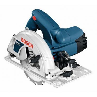 Пила Bosch GKS 55 0601664000 (1200 Вт,160х20 мм, 55 мм, 3,5 кг, коробка)