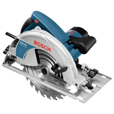 Пила Bosch GKS 85 060157A000 (2200 Вт, 235х30 мм, 85 мм, плавн.пуск, 7,5 кг, коробка)