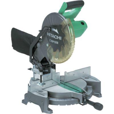 Пила Hitachi C10FCE2 (1520 Вт, 255x30 мм, 89 мм, 11,9 кг, коробка)