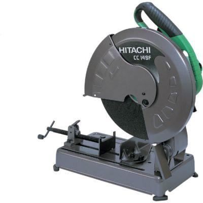 Пила Hitachi CC14SF (2000 Вт,355х25,4 мм, 115 мм, 16,5 кг, коробка)