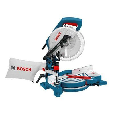 Пила Bosch GCM 10 J 0601B20200 (1800 Вт, 255х30 мм, 89 мм, плавн.пуск, 15 кг, коробка)