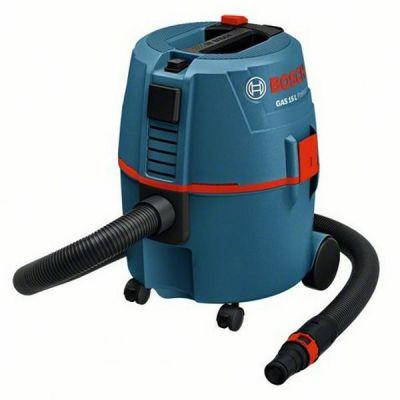 Пылесос строительный Bosch GAS 20 L SFC 060197B000 (ex-GAS 15 L) (1200 Вт,19 л, 215 м/бар, насадки)