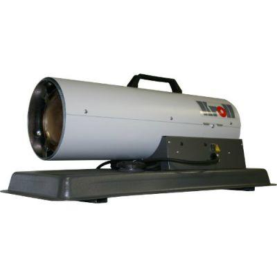 Тепловая пушка (дизельная) Kroll прямого нагрева KROLL GK 15 042397 (15 кВт, 350 м.куб/час, 1,26 л/ч, 19,5 кг)