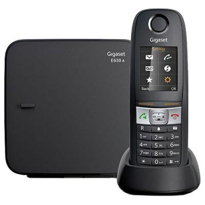 Телефон Gigaset Dect E630A беспроводной
