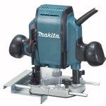 Фрезерная машина Makita RP0900 (900 Вт, цанги 6-8 мм, 27000 об, раб.ход 57 мм, 2.7 кг, коробка)
