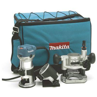 ��������� ������ Makita ��������� RT0700CX2 (710 ��, ����� 6-8 ��,10000-30000 ��, ����� ������, 1.8 ��,�����)