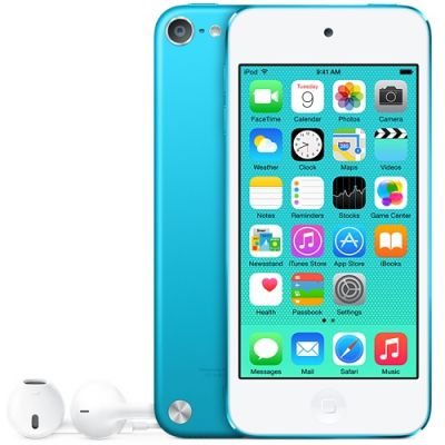 ���������� Apple iPod touch 5 16Gb Blue MGG32RU/A