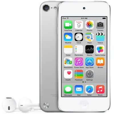 ���������� Apple iPod touch 5 16Gb Silver MGG52RU/A