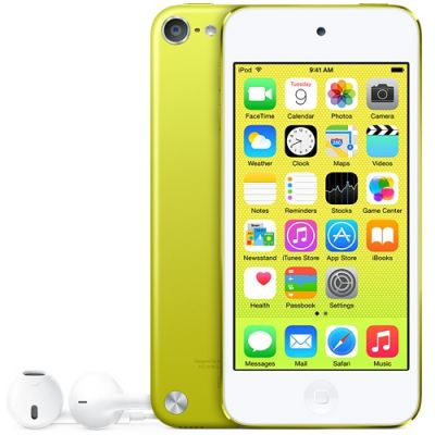 ���������� Apple iPod touch 5 16Gb Yellow MGG12RU/A
