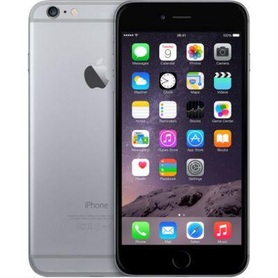 Смартфон Apple iPhone 6 Plus 64Gb Space Grey MGAH2RU/A