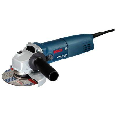 Шлифмашина Bosch GWS 9-125 0601791000 (900 Вт, 125 мм, 2.1 кг, коробка)