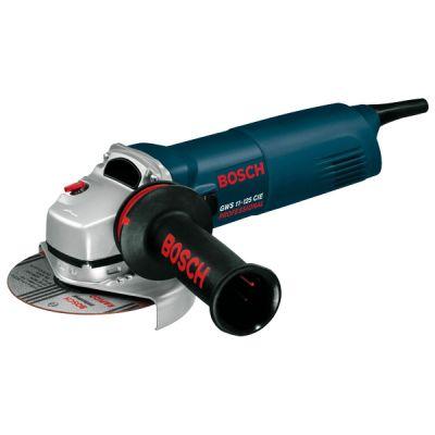 Шлифмашина Bosch GWS 11-125 0601792000 (1100 Вт, 125 мм, 2.1 кг, коробка)