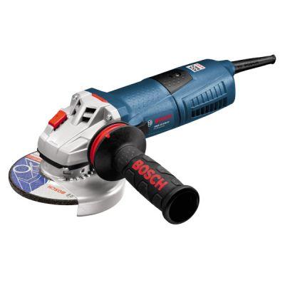 Шлифмашина Bosch GWS 12-125 CI 0601793002 (1200 Вт, 125 мм, пл.пуск, 2,3 кг, коробка)