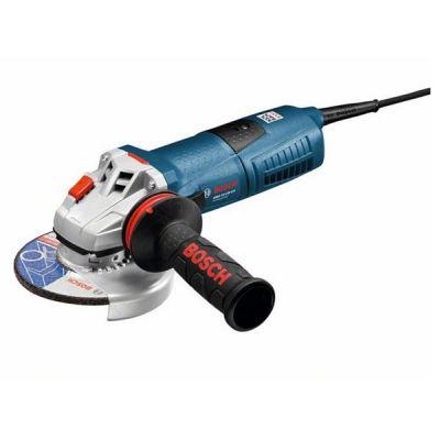 Шлифмашина Bosch GWS 12-125 CIE 0601794002 (1200 Вт, 125 мм, рег.ск, пл.пуск, 2,3 кг, коробка)