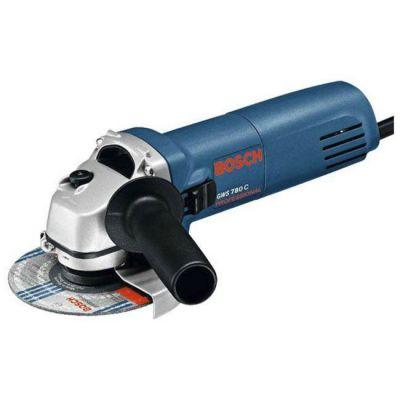 ���������� Bosch GWS 780 C 0601377790 (780 ��, 125 ��, ��. ����, 1,5 ��, �������)