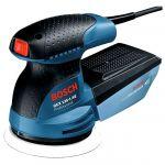 Шлифмашина Bosch GEX 125-1 AE 0601387500 (250 Вт, 125 мм, рег.ск, 1.3 кг, коробка)