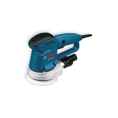 Шлифмашина Bosch GEX 125 AC 0601372565 (340 Вт, 125 мм, раб. ход. 5 мм, рег.ск, 2,1 кг, коробка)