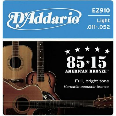 Струны D'Addario EZ910