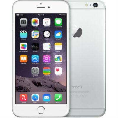 Смартфон Apple iPhone 6 Plus 128Gb Silver MGAE2RU/A