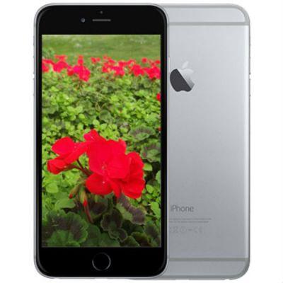 Смартфон Apple iPhone 6 128Gb Space Grey MG4A2RU/A