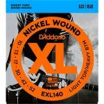 Струны D'Addario EXL140