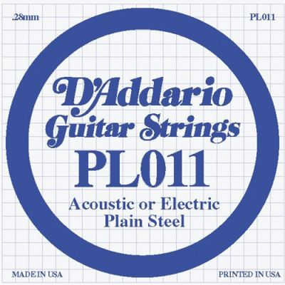 ������ D'Addario PL011 (1-��)