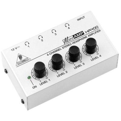 ������������� Behringer HA400 MICROAMP