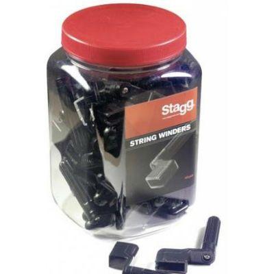 Stagg Ручка для смены струн GSW-40 BK