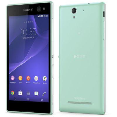 Смартфон Sony Xperia C3 D2533 Fresh Mint 1288-4169