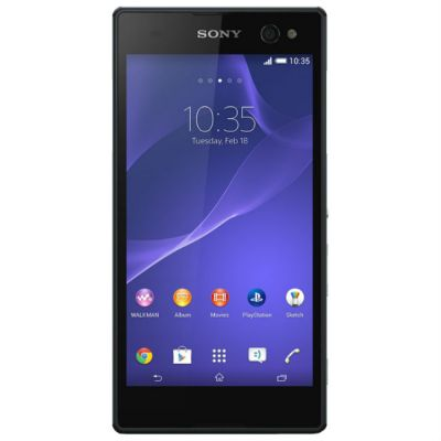 �������� Sony Xperia C3 dual D2502 Strarry Black 1288-4159