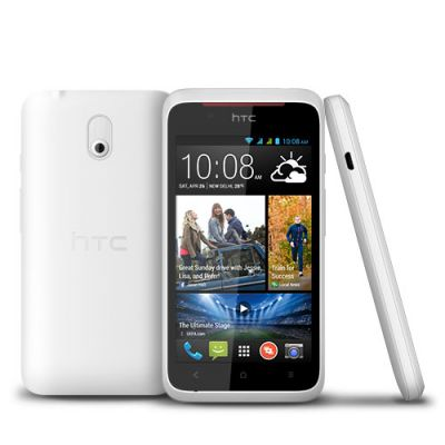 Смартфон HTC Desire 210 dual sim White