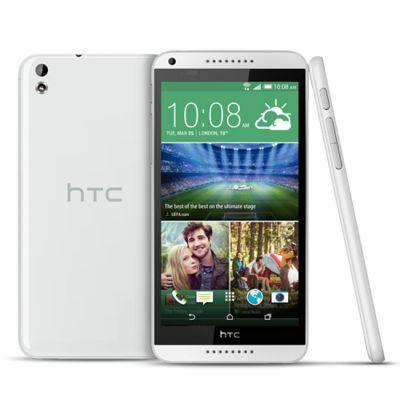Смартфон HTC Desire 816 dual sim White