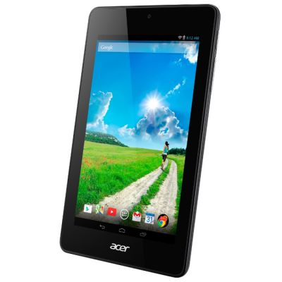 Планшет Acer Iconia One B1-730HD 8Gb Black NT.L4KEE.002